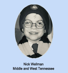 Nick Wellman